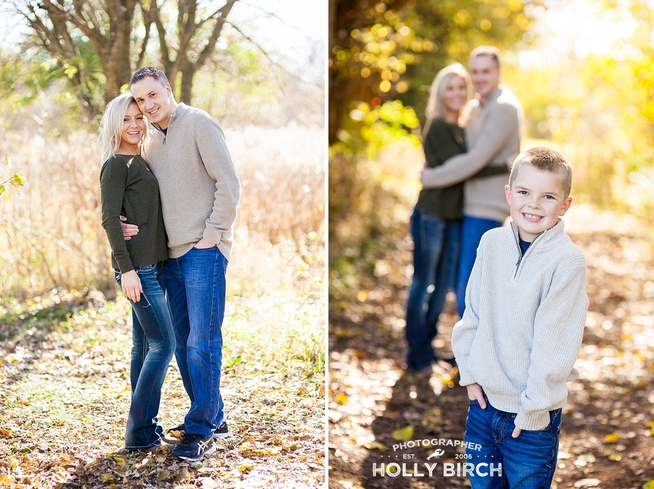 Maxwell Park Normal IL family session