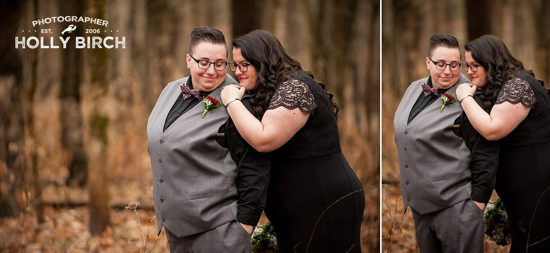 same sex wedding couple photos
