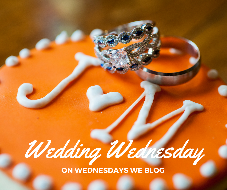 wedding wednesday blog