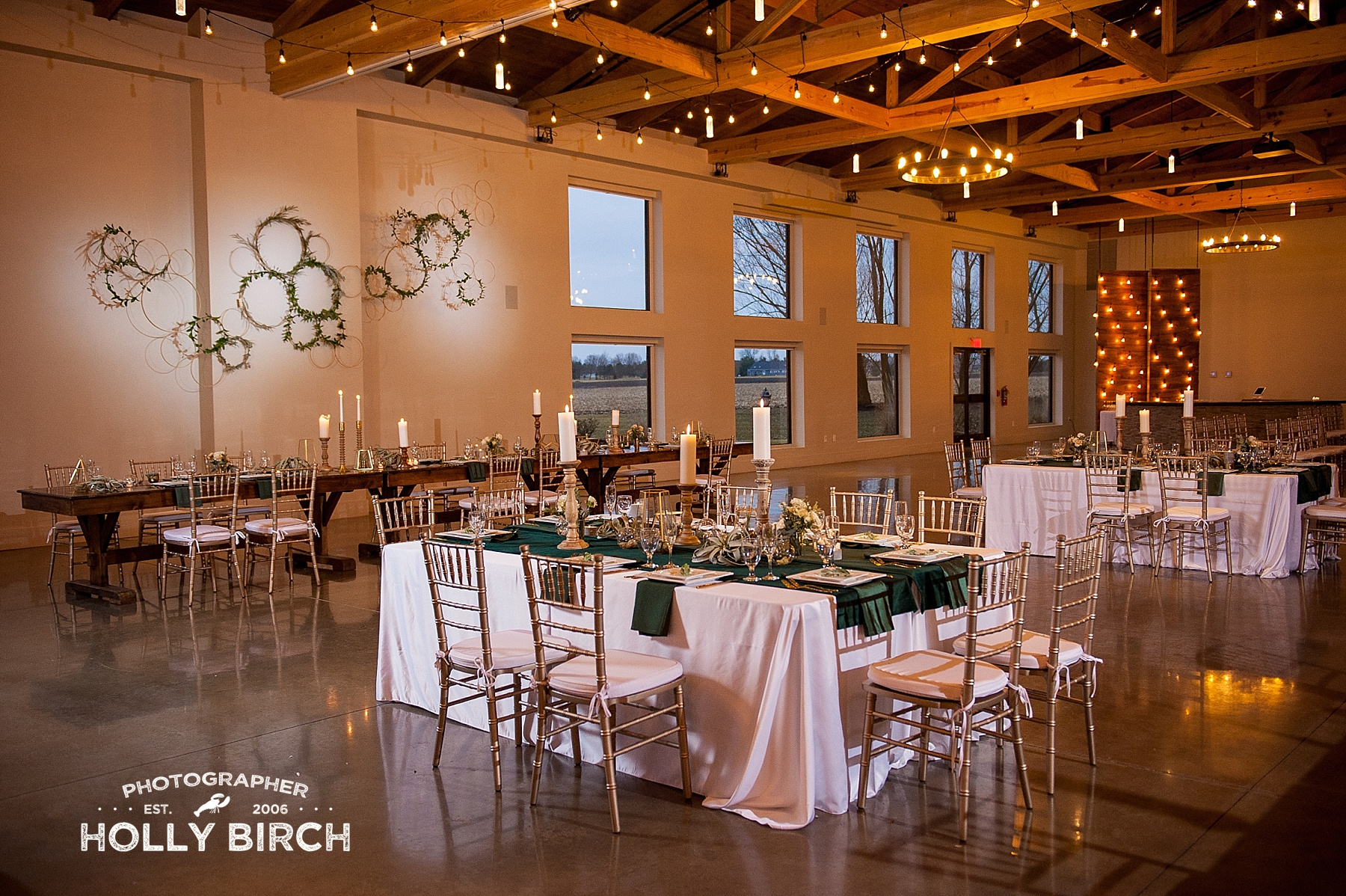Champaign Illinois elegant wedding venue