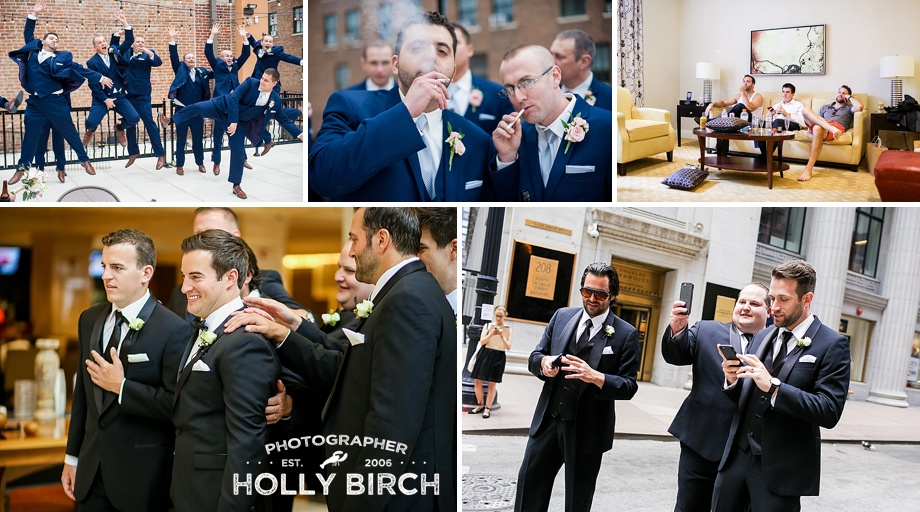 tips for groomsmen and best man