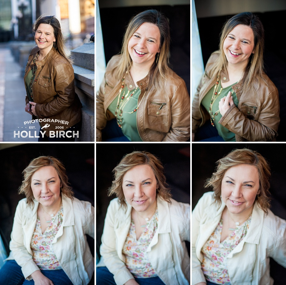 business headshots for small business owners
