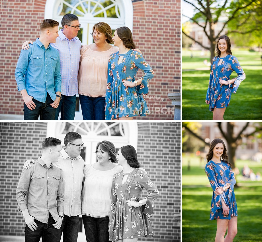 family session at the Illini Union