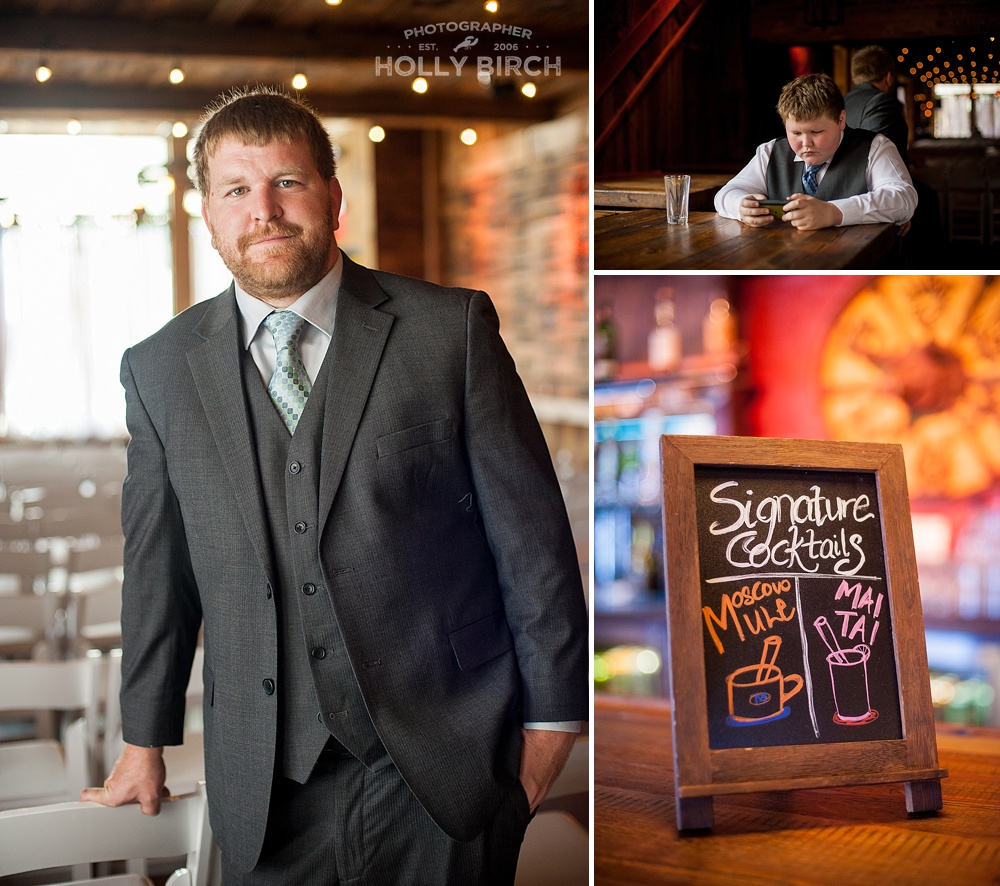Barrelhouse 34 wedding