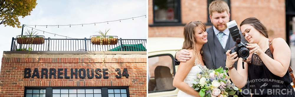 barrelhouse wedding candid photos