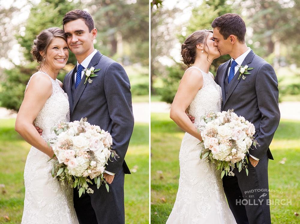 lovely wedding portraits