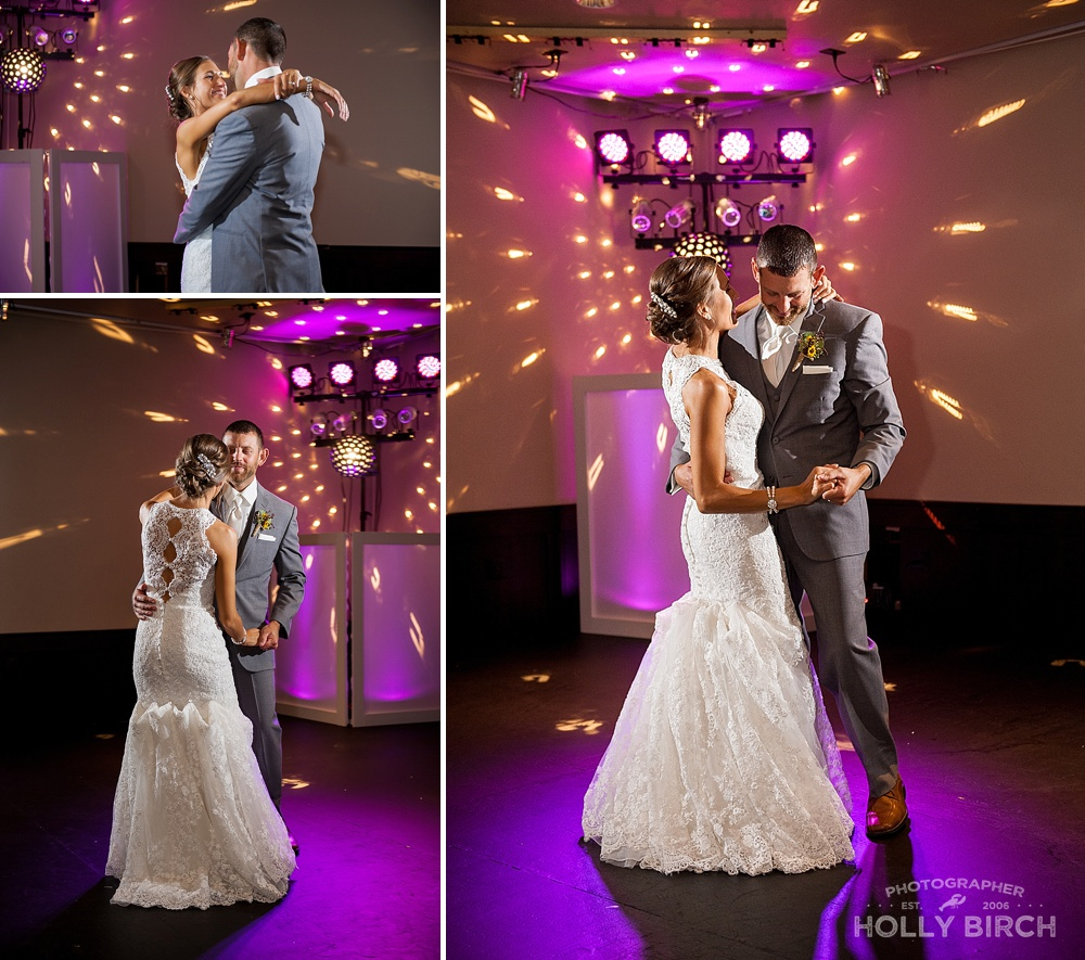 beautiful OCF magmod first dance images