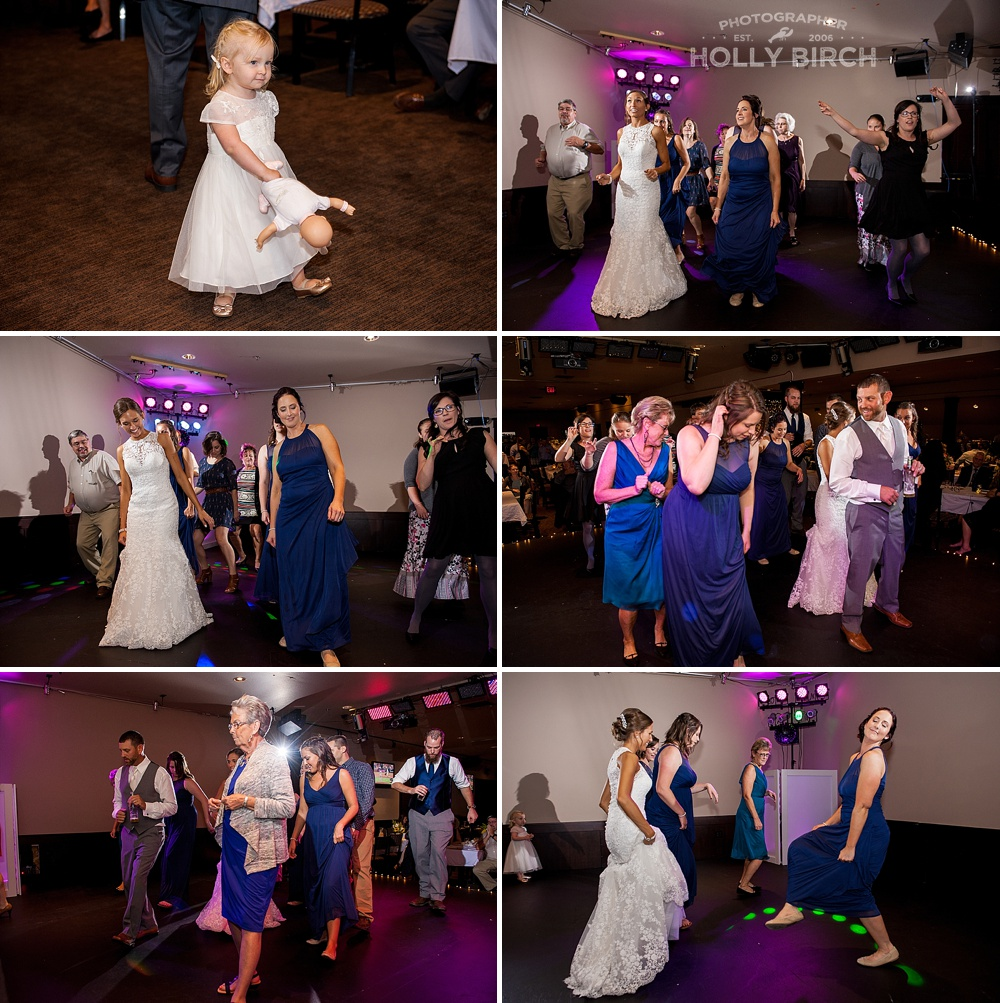 candid dancing photos at Jupiter's reception