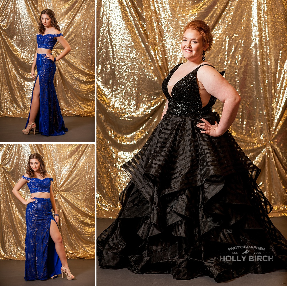 statement prom dresses from M2