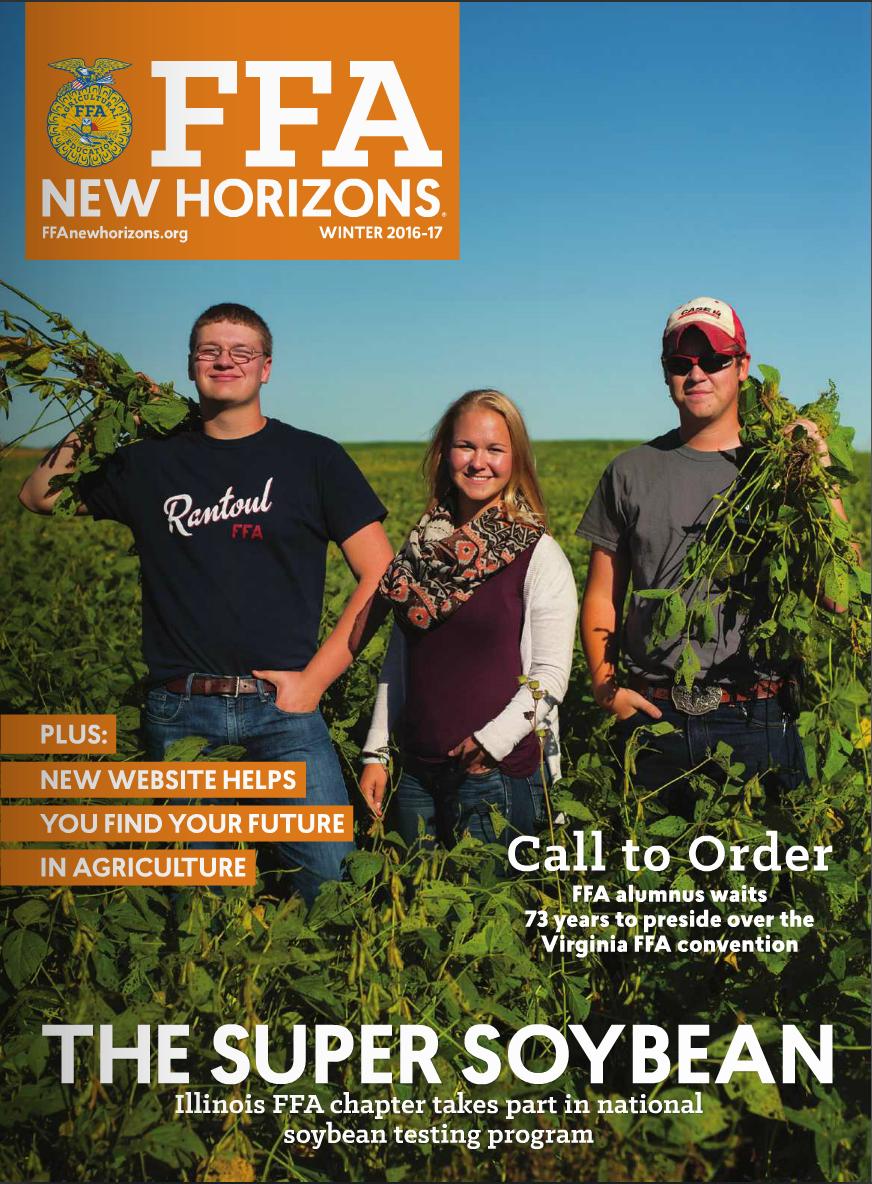 FFA new horizons magazine