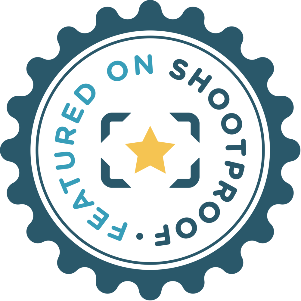 featured on shootproof blog