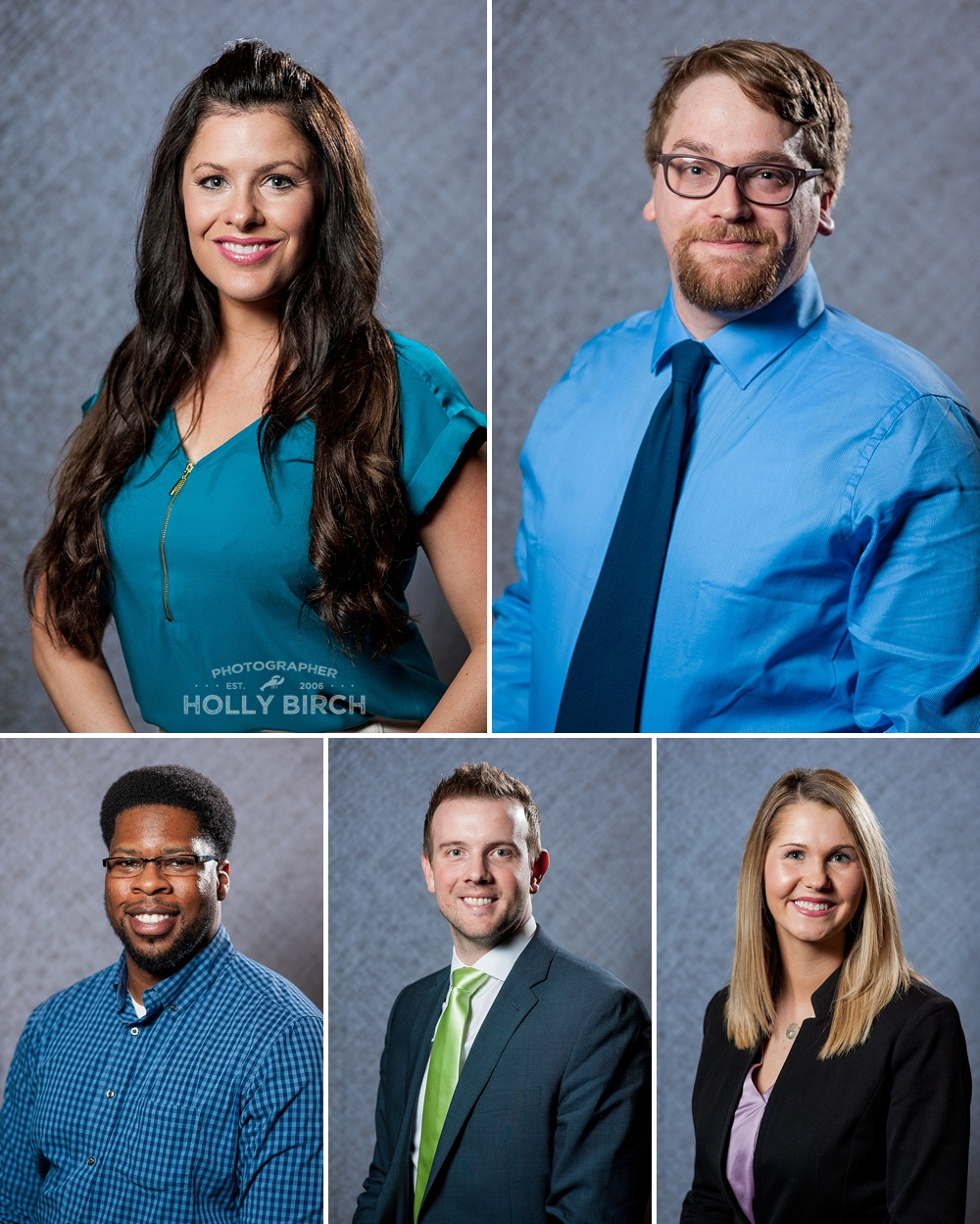 business professionals and entrepreneur LinkedIn headshots