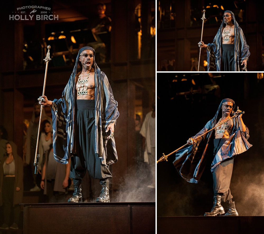 Caiaphas in Jesus Christ Superstar
