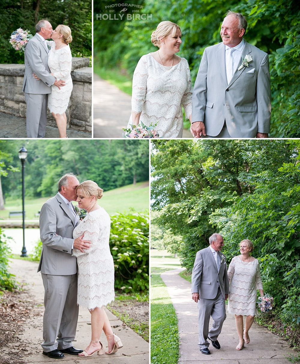 relaxed wedding poses