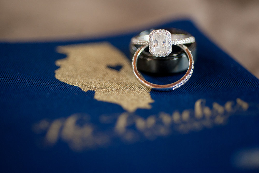 don't lose the wedding rings