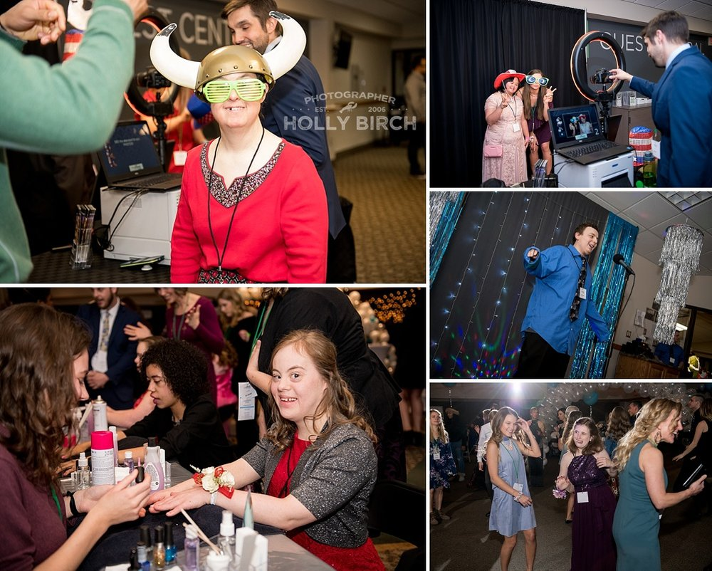 First Christian Church Champaign hosts Night to Shine