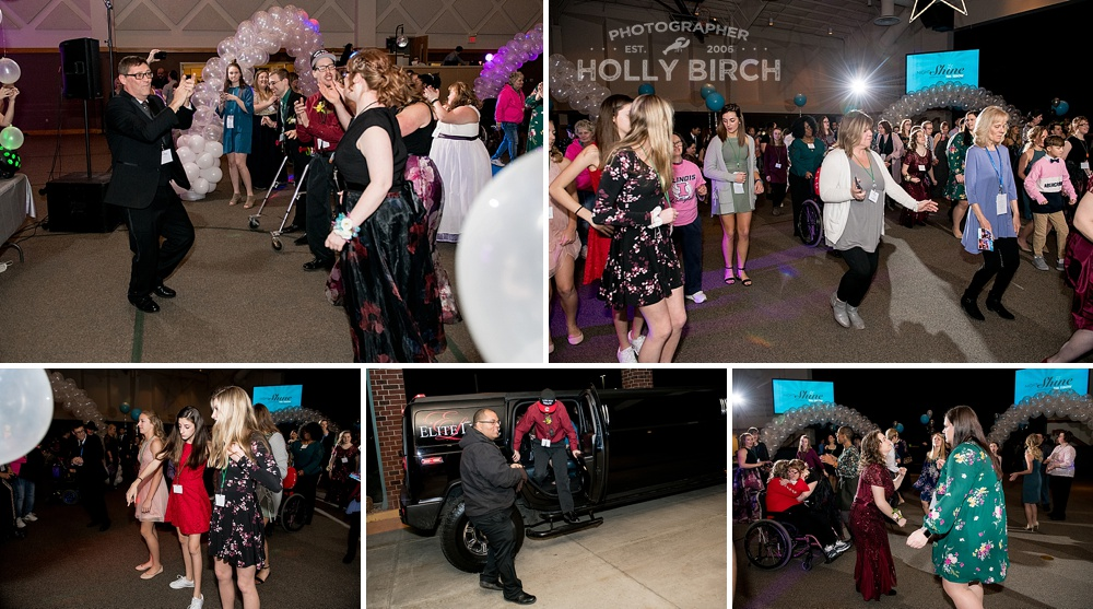 a special night out for people with special needs