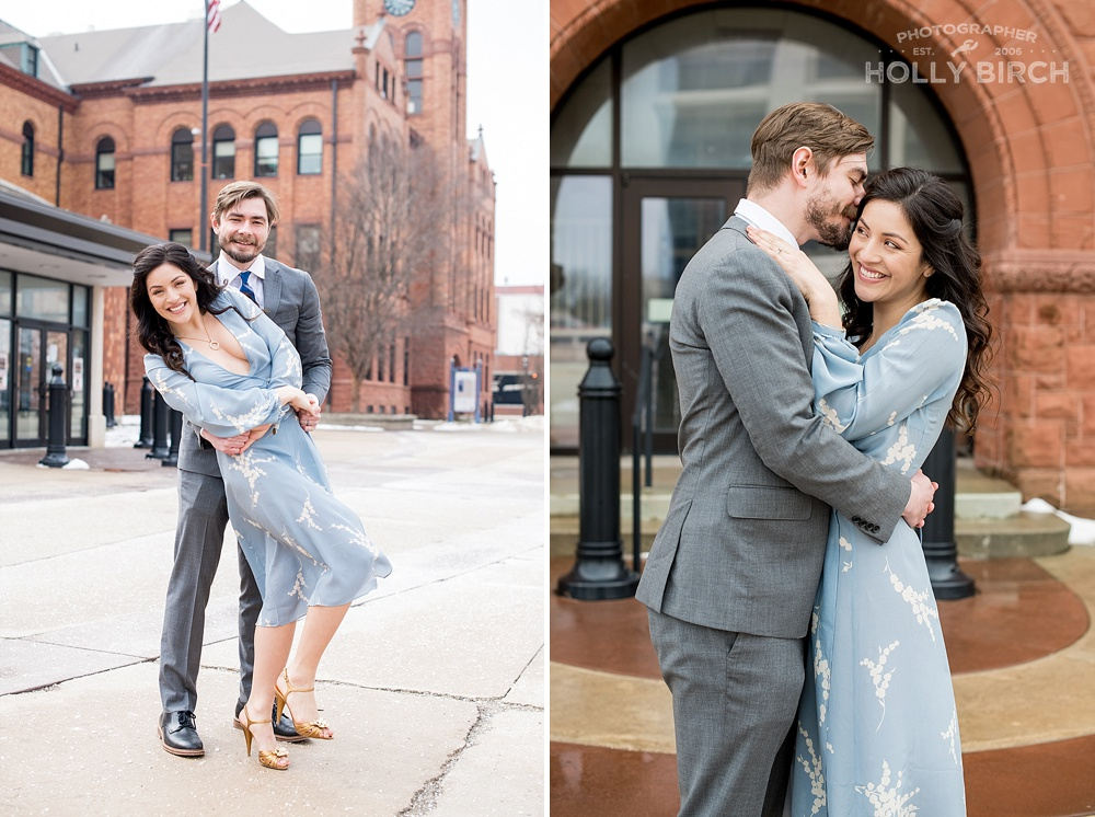 you can still have beautiful wedding photos at the courthouse