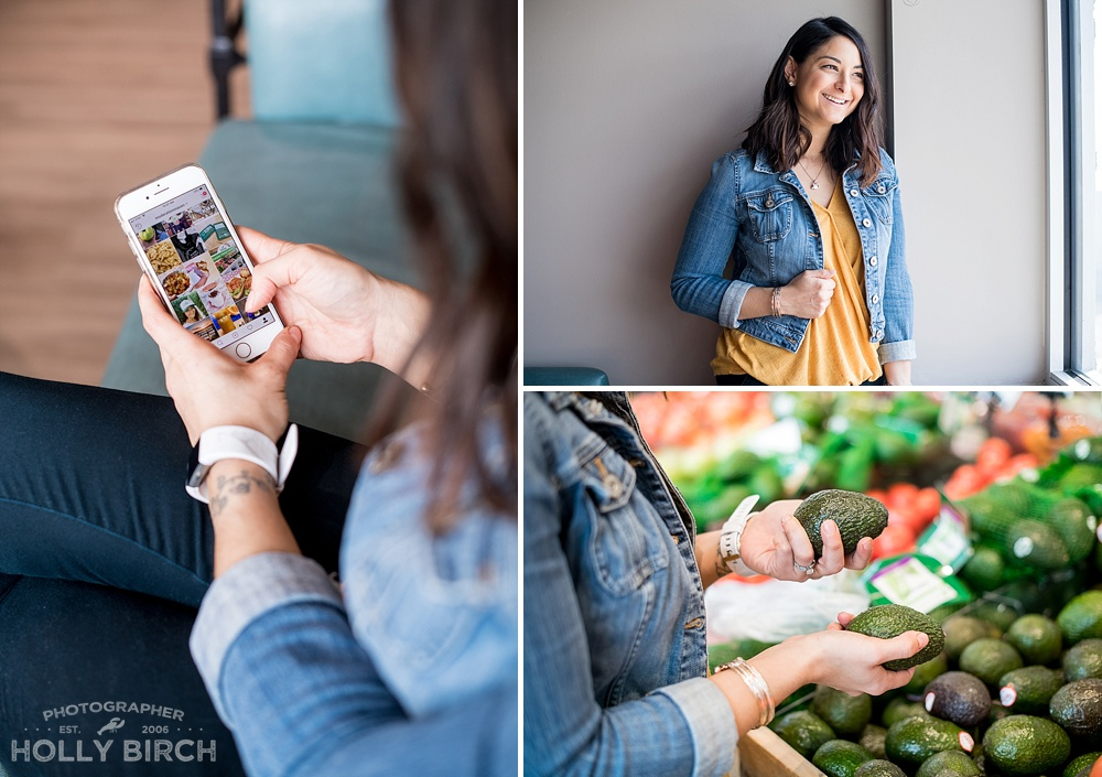 social media personal branding photography images