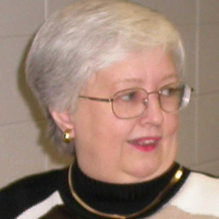 Sue Herald,Treasurer - Sue has been a member of SisterSound since the fall of 2002 and has been on the Board of Directors in several capacities. She finally found her niche as Treasurer, where she keeps a tight rein on the purse strings. After working at UK for 40 years, Sue is contentedly retired and spends time working on genealogy, singing with the OLLI chorus, reading, socializing with friends, and attending grandchildren's activities.