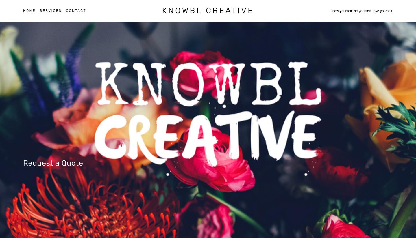 Services Knowbl Creative