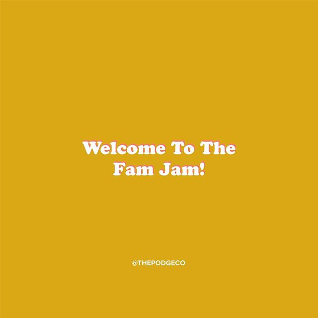 "Our Newsletter just got a fresh new makeover 💅🏼 We've been wanting to create a ""Welcome to the Fam Jam"" email that arrives straight into your inbox once you join, filled with what to expect from us, what we're about, links to some of our favorite blog posts, our mission and more so that you don't just randomly start getting our Newsletter, The Overlap, on Tuesday's [Sunday's during challenges] but that you feel in the loop the moment you Sign-Up!  We're working hard to make every interaction we have with each and every one of you Intentional, Valuable & Beautiful!  If you haven't joined the Fam Jam yet - now is the BEST time so that you can check out our fresh new look and catch up on past Challenge emails!  Week 2 went out yesterday and this week we're focusing on getting Digital Digital - in our best Olivia NJ voice... Subscribe to The Overlap via the link in our bio and join us LIVE for this month's Decluttering Challenge 🤗 . . . Follow @thepodgeco for insights and tips into clearing out the clutter in your home, budget & mind! 🏡💸💡"
