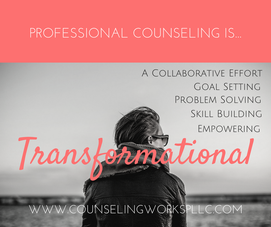 Counseling Changes Lives. -