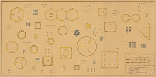 Aldo Van Eyck's analysis of play forms