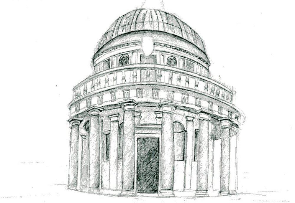 Il Tempietto, Rome
