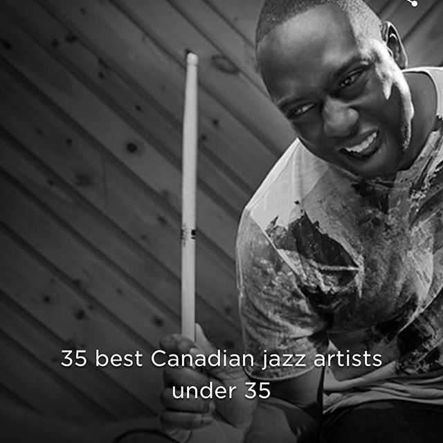 what an honour to be on this list on CBC music! so grateful to be next to juno nominated musicians and winners :)) go check the list out at: http://www.cbcmusic.ca/posts/18737/35-best-canadian-jazz-artists-under-35-2017 ALSO, some very exciting news about an upcoming show coming soon so stay tuned!!! 💛💘🎶 #grateful #youngjazz #jazzmusic #cbc #exciting #honoured