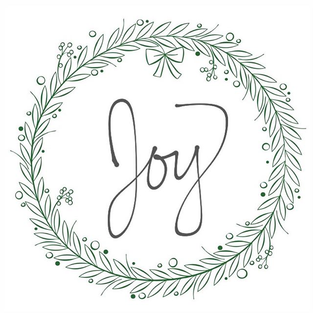 Week 3 of Advent: Joy. Not to enjoy circumstantially, but to rejoice.  Because no matter the circumstances, Christ is the same - faithful, kind, good, loving, true. Joy because he came, Joy because he's coming back, Joy because he is for us, Joy because he paid the price we couldn't to restore us and invite us into the most whole, full life available on this earth and after. . I know that many of us are balancing grieving things lost and aching for things we need and don't yet have, even during this season, and that joy isn't even close to the first response that makes sense. I don't think Advent asks us to dishonor those realities. I think taking time to remember and reflect during Advent offers a much needed reprieve, a deep breath and a lightening of the load, to step into joy that isn't affected or afflicted by loss or need but that just IS in all of it. I'm so grateful for this reminder.