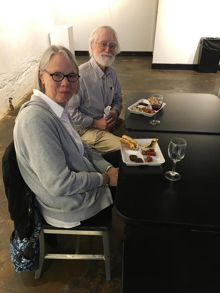 Robert and Sue and lunch!.jpg