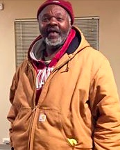 Help provide shelter for a local man this Christmas! -