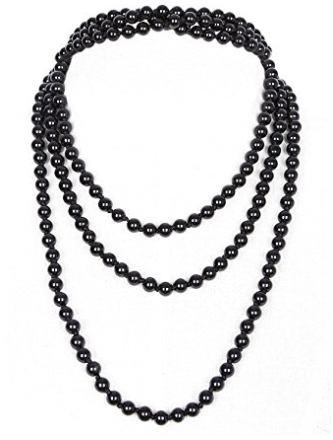 Wrap Necklace - I got mine from Etsy a while ago, but have linked one here on Amazon for only $9.99