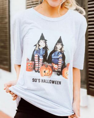 90's Halloween -