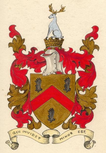 The Austen family arms - courtesy of janeaustensfmily.co.uk/akin-to-jane