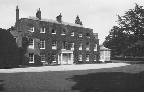 Manydown House (Picture credit: lostheritage.org.uk)