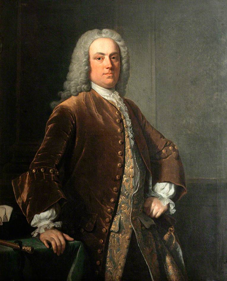 Thomas Knight (1701 - 1781), the 9th Squire of Chawton
