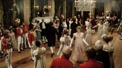Netherfield Ball in BBC TV 1995 Series  Pride & Prejudice