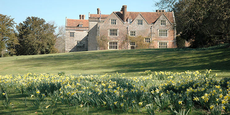 Chawton House today (photo courtesy www.chawtonhouse.org)