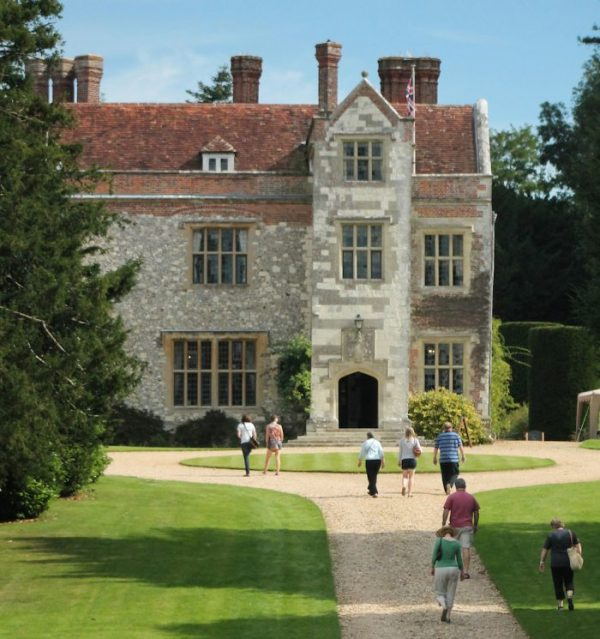 Chawton House (picture courtesy chawtonhouse.org)