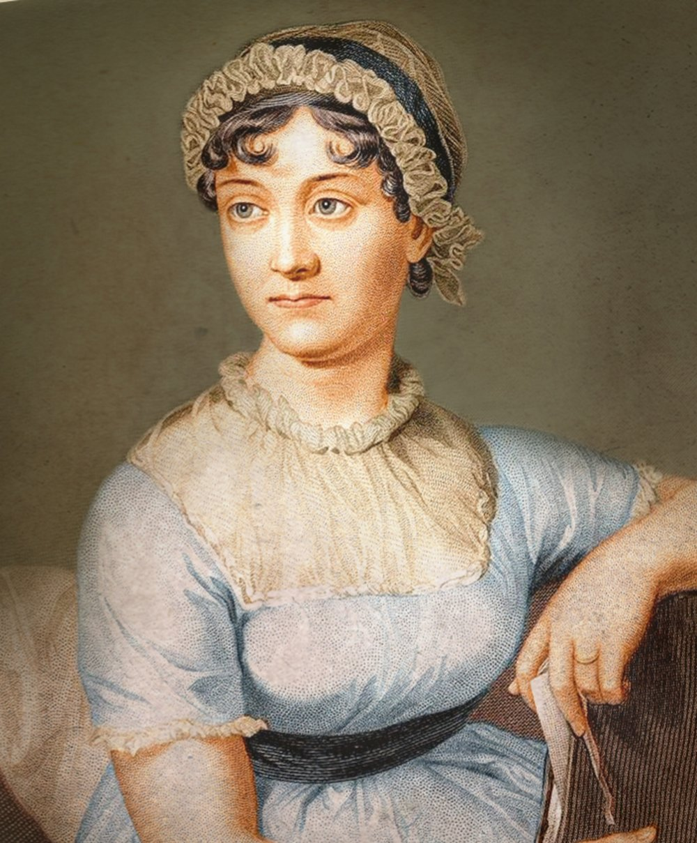 'We four sweet Brothers & Sisters dine today at the Great House. Is not that quite natural'  Jane Austen,   letter 2 March 1815