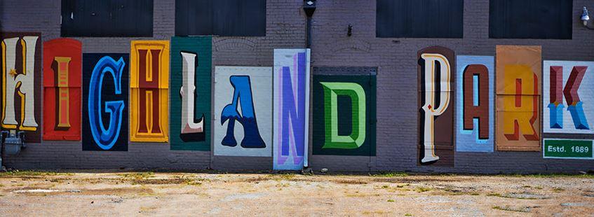 Highland Park Neighborhood