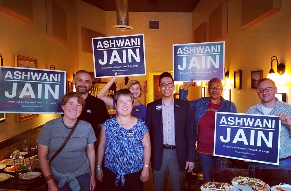 Meet-And-Greet in Takoma Park