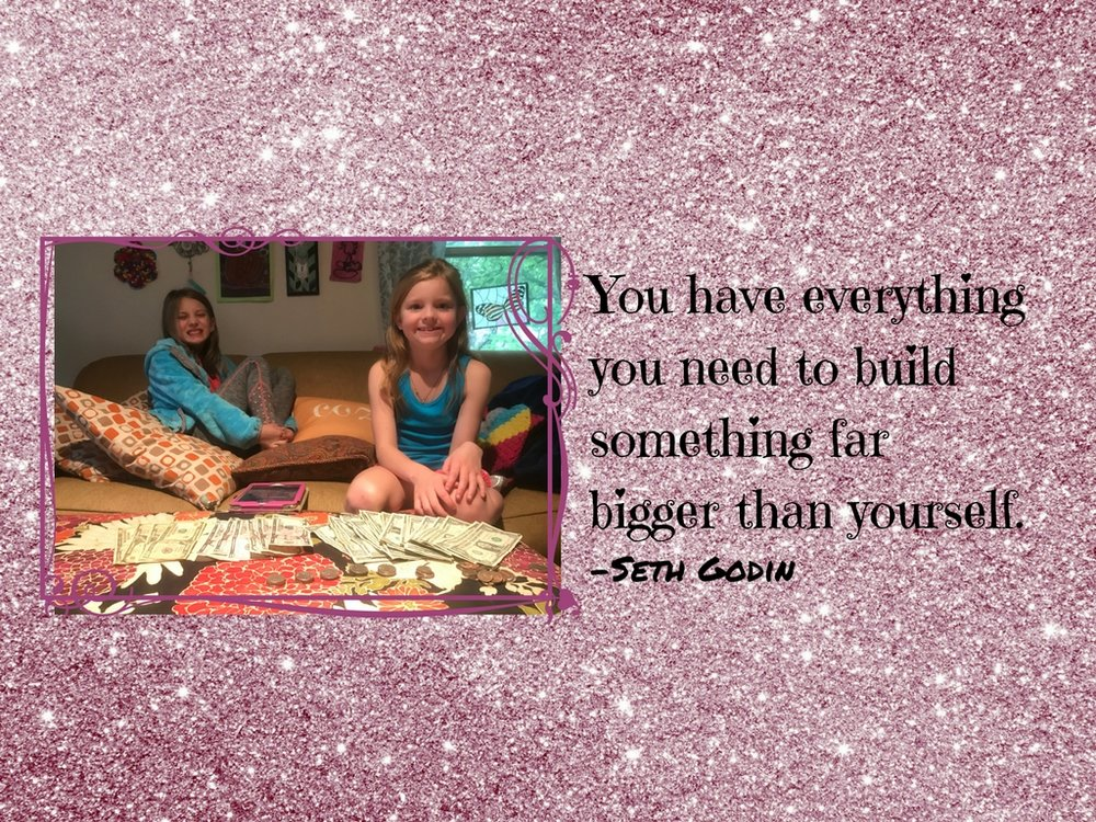 You have everything you need to build something far bigger than yourself..jpg