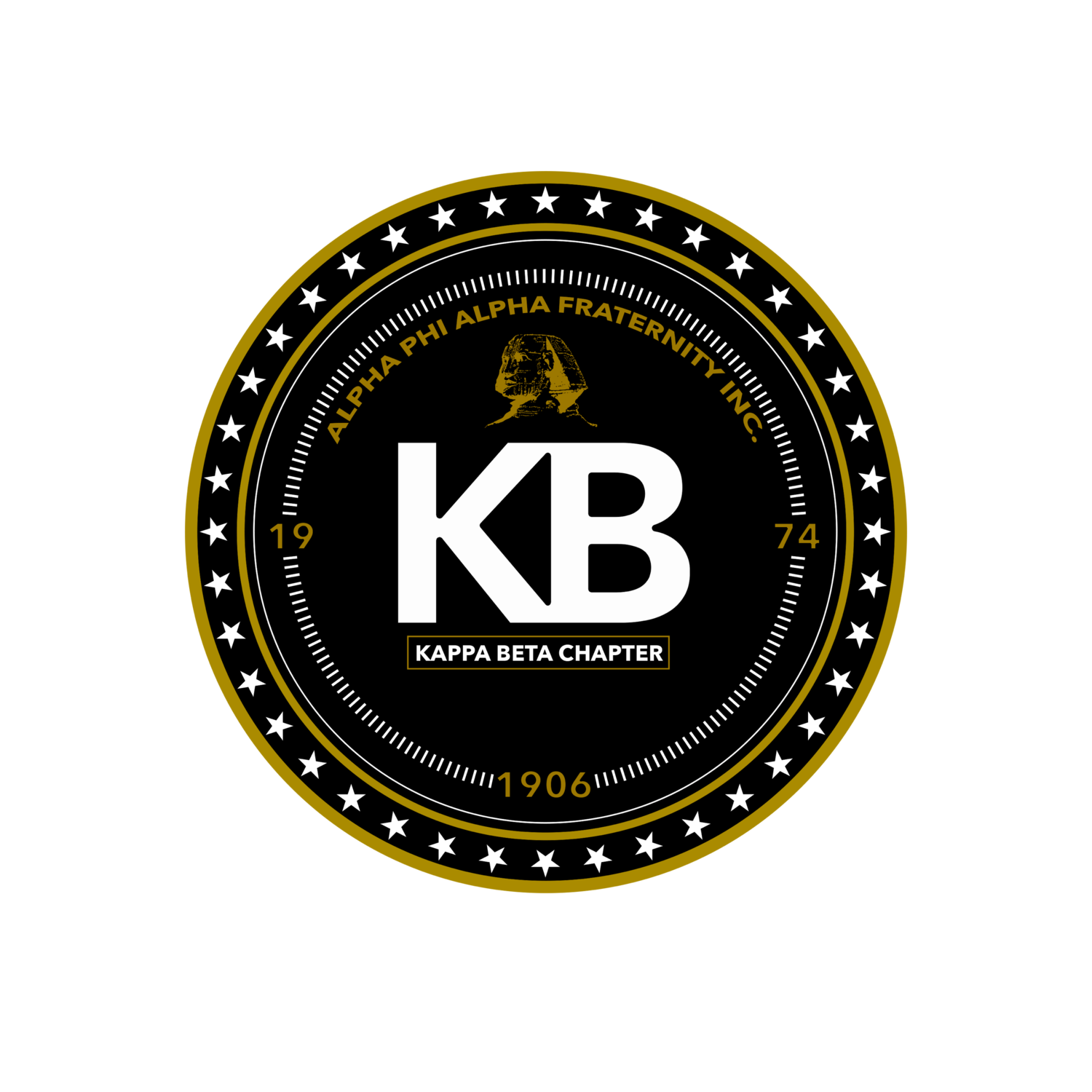 The Kappa Beta Chapter of Alpha Phi Alpha Fraternity Inc.