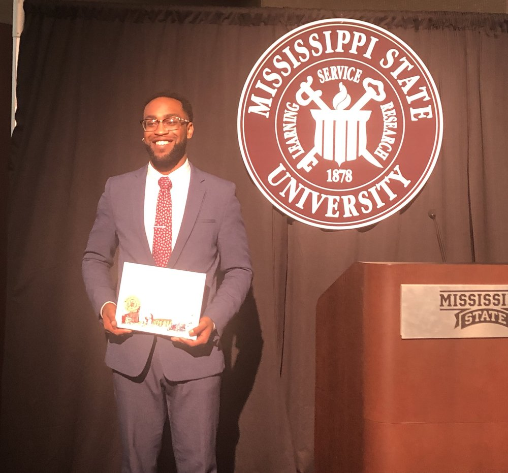 2019 Spirit of State - Congratulations to Stanley Blackmon for being recognized as the 2019 Spirit of State.
