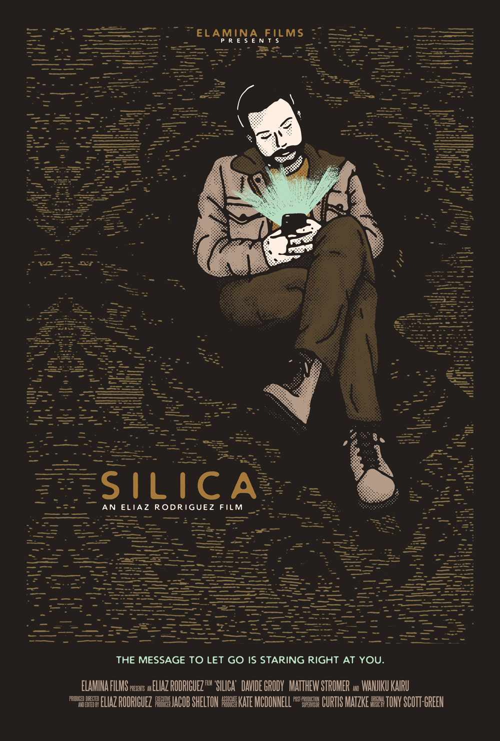 Silica Poster
