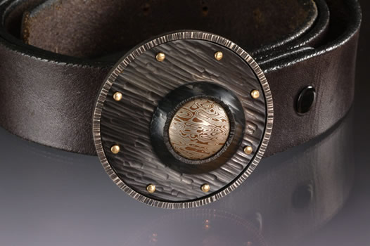 Asymmetrical Buckle