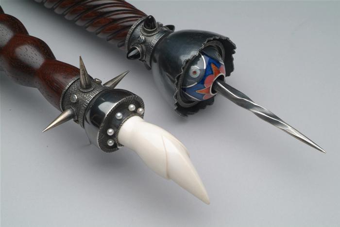 Cuchulain's Scepter & Scepter Talon